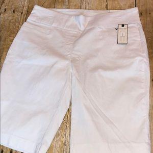Dana Buchman Shorts - Lot of 4 Dana buchman super stretch Bermuda shorts
